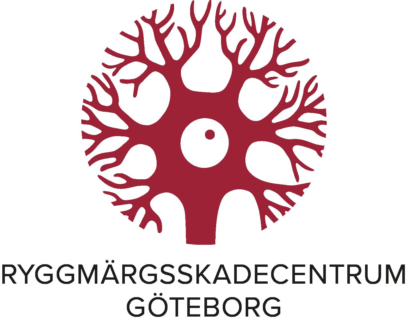 Ryggmärgsskadecentrum Göteborgs logotyp