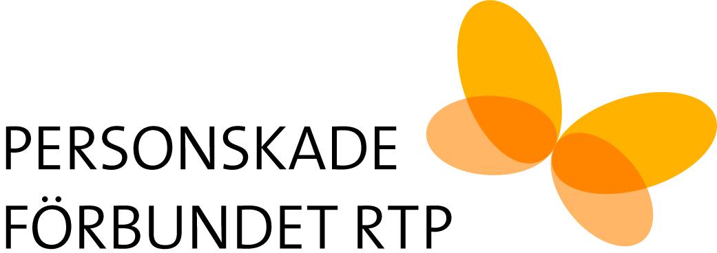 Personskadeförbundet RTP:s logga